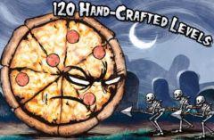 free iPhone app Pizza Vs. Skeletons