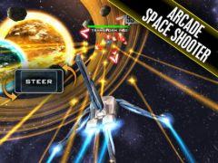 free iPhone app Quantum Galaxy HD
