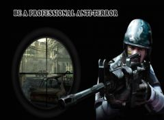 free iPhone app Sniper Shooter Critical Strike