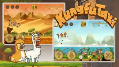 free iPhone app KungfuTaxi