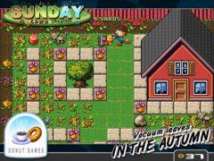 free iPhone app Sunday Lawn Seasons