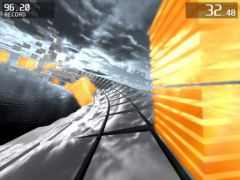 free iPhone app Storm Rush