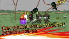 free iPhone app Ninjas Infinity