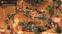 free iPhone app Epic Tower Defense