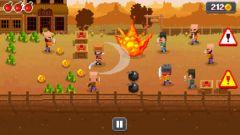 free iPhone app Wild Wild West