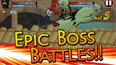 free iPhone app Ninjas - STOLEN SCROLLS