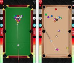 free iPhone app Pool+