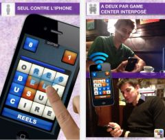 free iPhone app Lettro