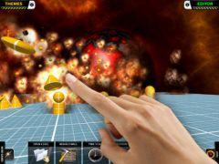 free iPhone app Demolition Physics
