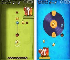 free iPhone app Feed The Risu X