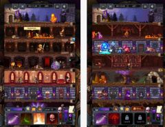 free iPhone app Wicked Lair