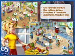 free iPhone app Supermarket Mania® 2 HD (Full)