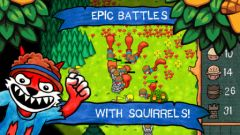 free iPhone app SquirrelWarz