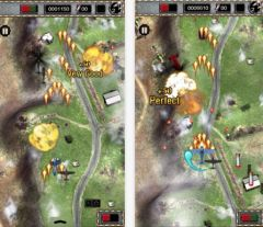 free iPhone app Air Raiden & Fighter Thunder