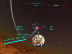 free iPhone app Drone Wars Online