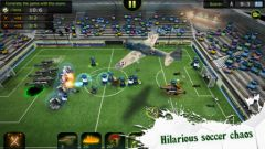 free iPhone app FootLOL: Crazy Soccer!