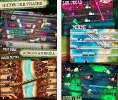 free iPhone app Train Conductor 2: USA