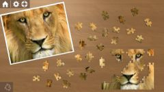 free iPhone app Ravensburger Puzzle