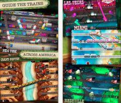 free iPhone app Train Conductor 2: USA