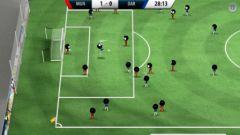 free iPhone app Stickman Soccer 2016