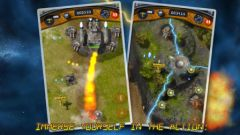 free iPhone app B-Squadron : Battle for Earth