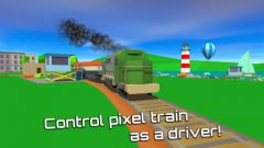 free iPhone app Cargo Train Driver: Railway Simulator 3D