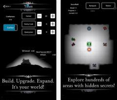 free iPhone app Mystic Castle