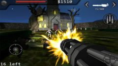 free iPhone app Zombies : The Last Stand