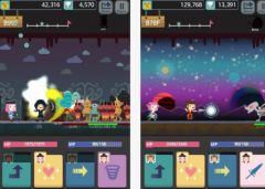 free iPhone app Infinity Dungeon Evolution