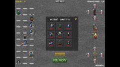 free iPhone app 8bitWar: Netherworld
