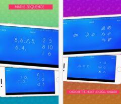 free iPhone app IQ Test & IQ challenge