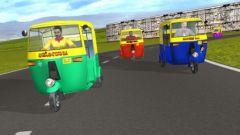 free iPhone app Auto Rickshaw Rash