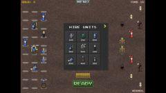 free iPhone app 8bitWar: Necropolis
