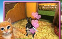 free iPhone app PetWorld 3D: Mon refuge