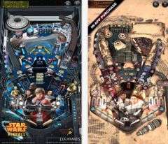 free iPhone app Star Wars™ Pinball 4