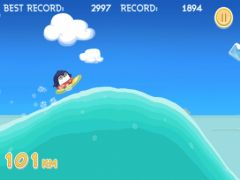 free iPhone app South Surfers 2
