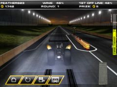 free iPhone app Dragster Mayhem