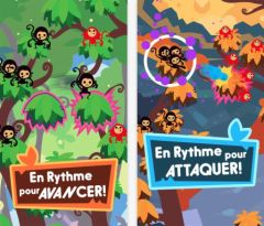free iPhone app Jungle Rumble