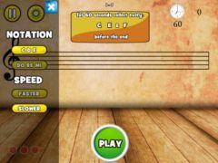 free iPhone app Treble Cat HD