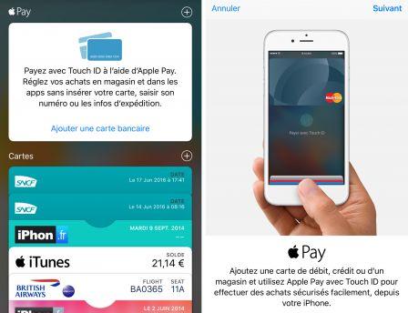 dc35d66d2a7e8a Apple Pay est disponible en France ! Que donnent vos premiers essais