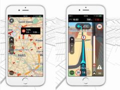 tomtom lance go nouvelle app iphone de guidage gps nouveau mod le et km gratuits chaque mois. Black Bedroom Furniture Sets. Home Design Ideas