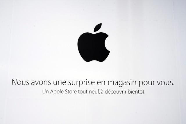 Le prochain apple store fran ais inaugur marseille le - Apple store marseille terrasse du port ...