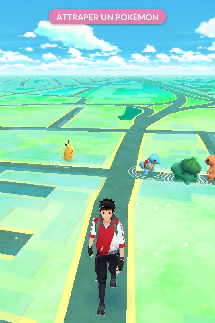 comment bien commencer pokemon bleu