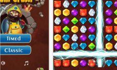 free iPhone app Gem Crush 3