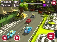 free iPhone app Turbo Wheels