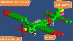 free iPhone app Blox 3D