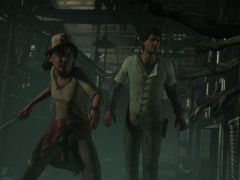free iPhone app The Walking Dead: A New Frontier