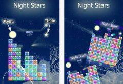 free iPhone app Night Stars