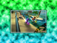 free iPhone app Rocket Racer R