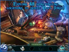 free iPhone app Nightmares from the Deep™: The Siren's Call HD (Full)